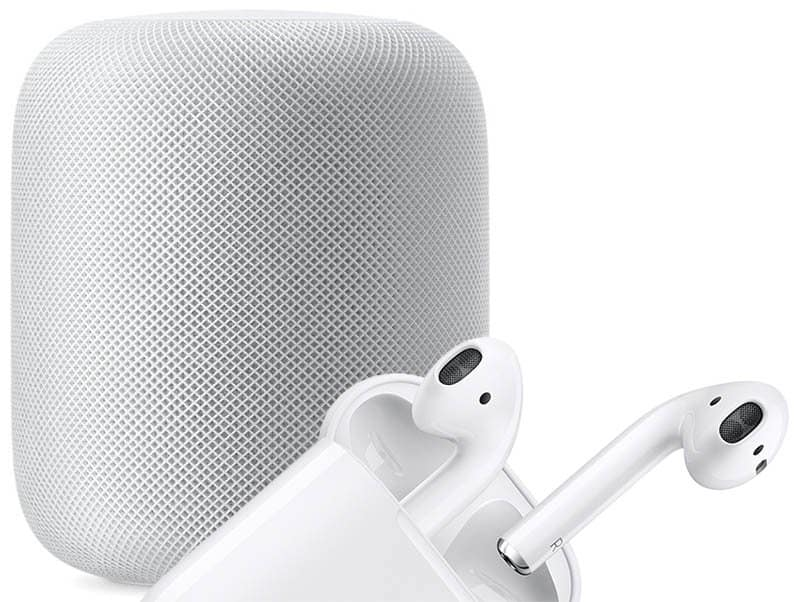 AirPods Pro 2 i nowy HomePod