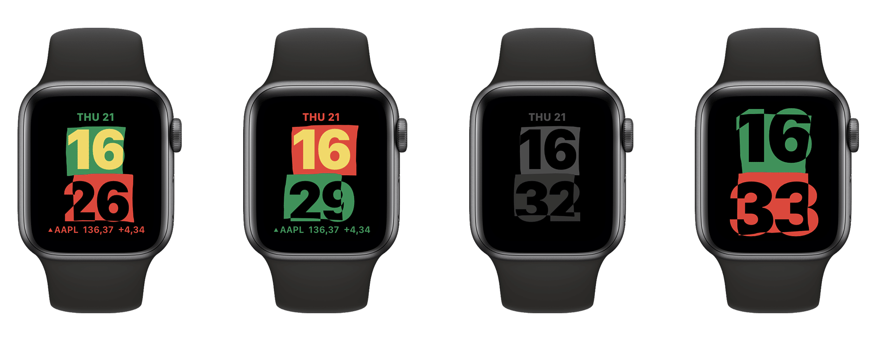 "Apple Watch, nowa tarcza ""Unity"" na watchOS 7.3"